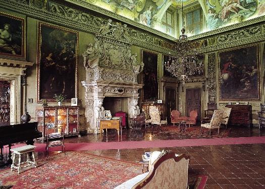 Palazzo Terzi Dimore Design