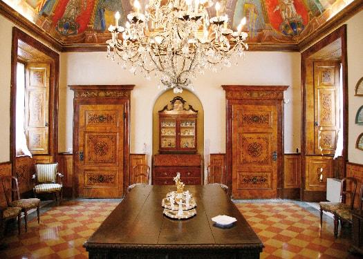 Villa Grismondi Finardi Dimore Design