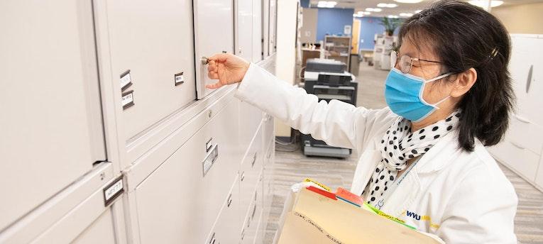 Clinical Research - WVU Cancer Institute