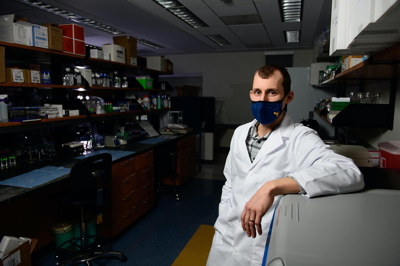 Jonathan Busada, PhD 's portrait