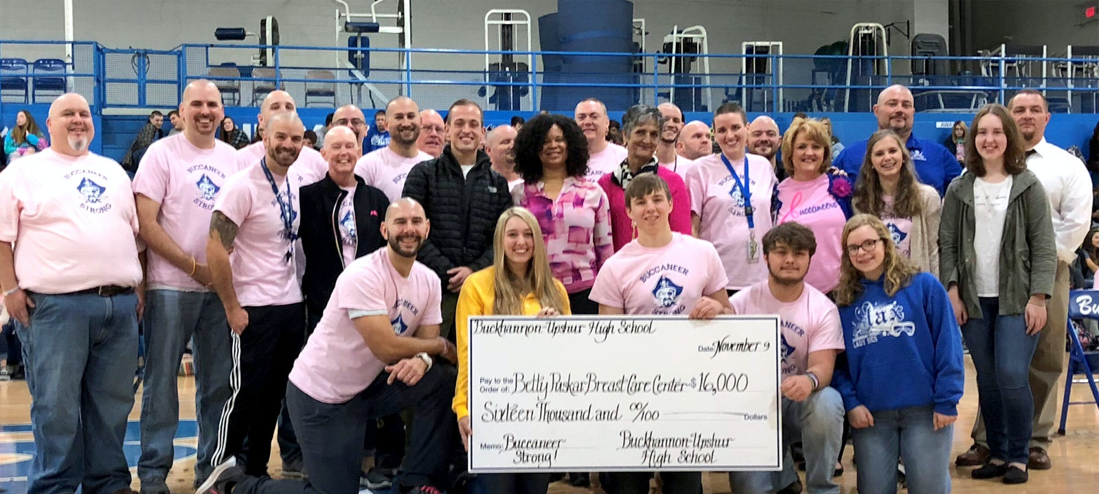 Donations & Fundraisers - WVU Cancer Institute