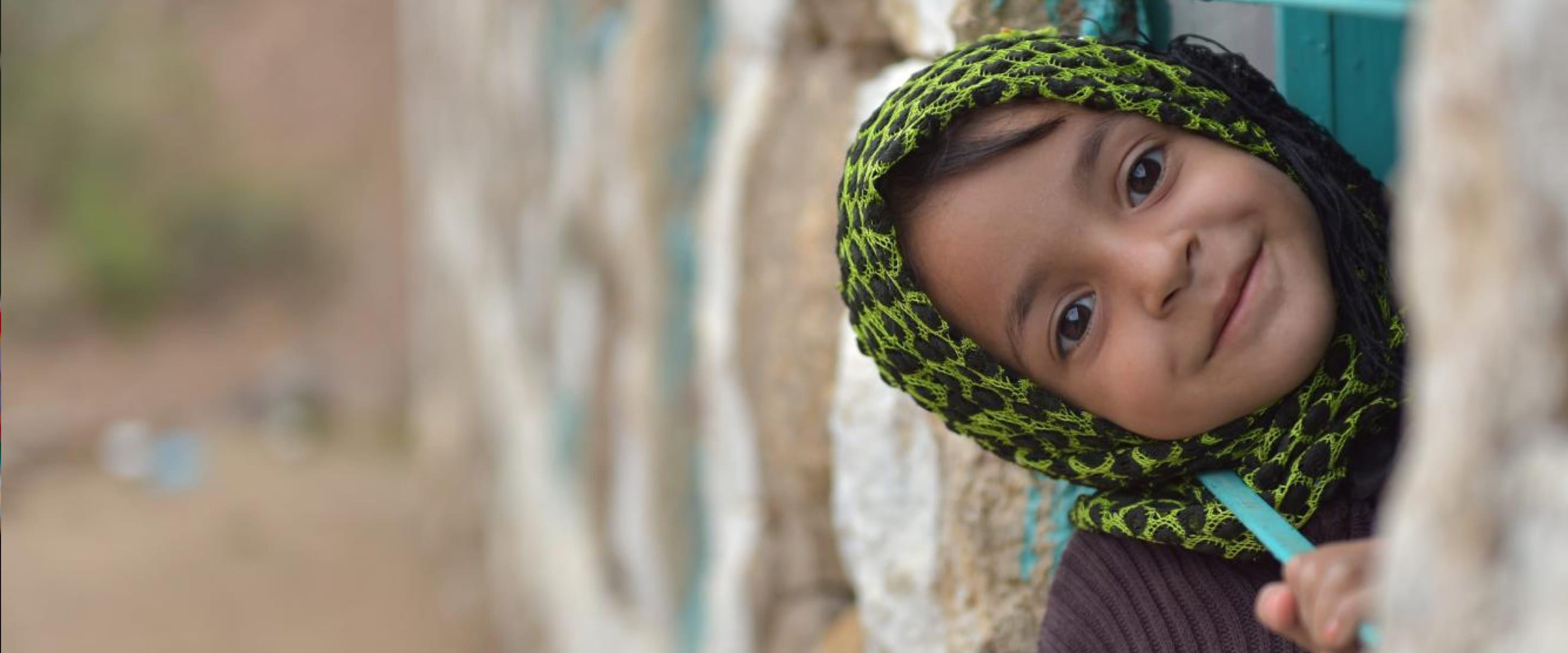 Una donazione all'UNICEF Italia per aiutare i bambini in difficoltà