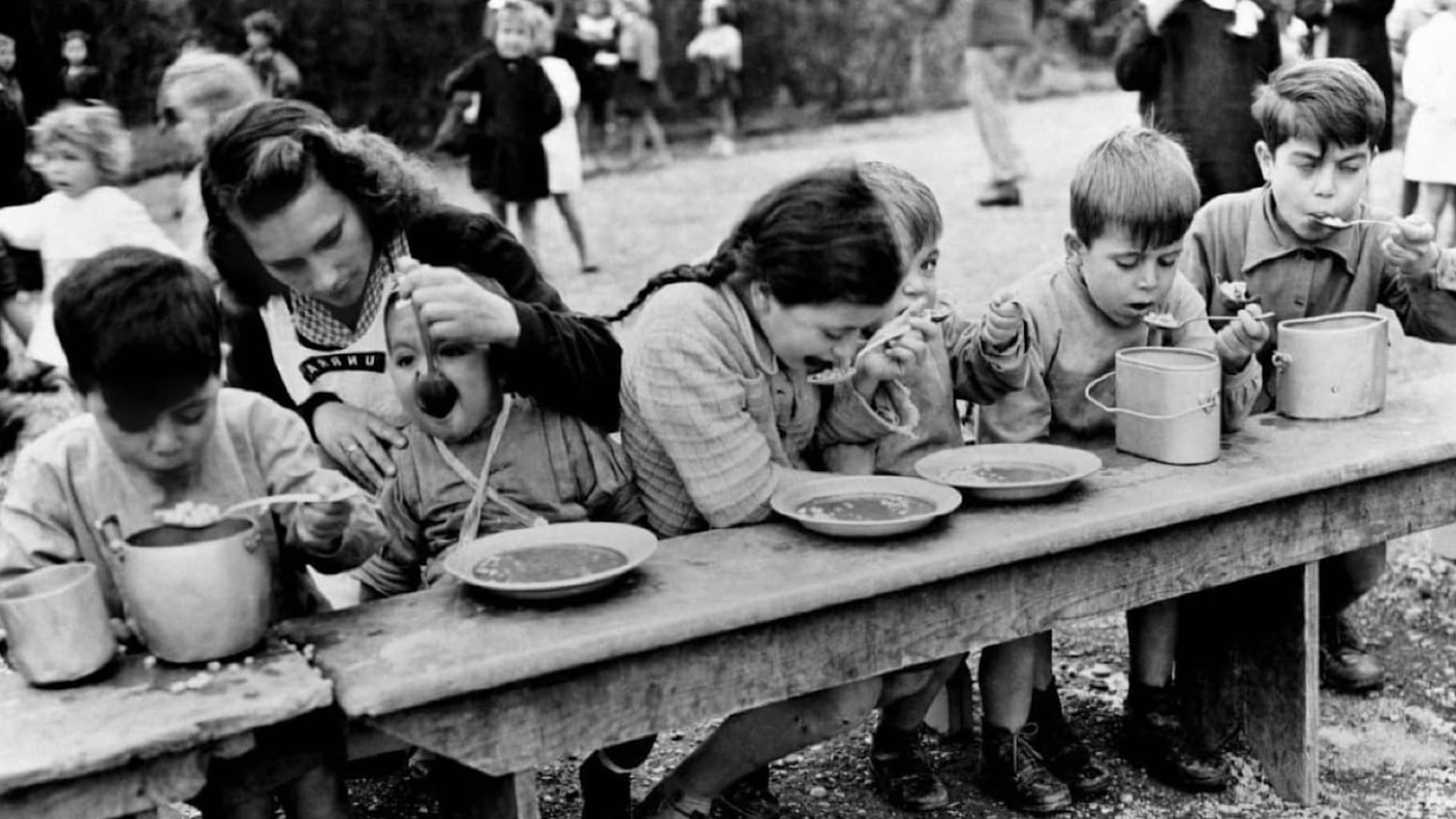 La nascita dell'UNICEF Italia per promuovere i diritti dell'infanzia e raccogliere fondi