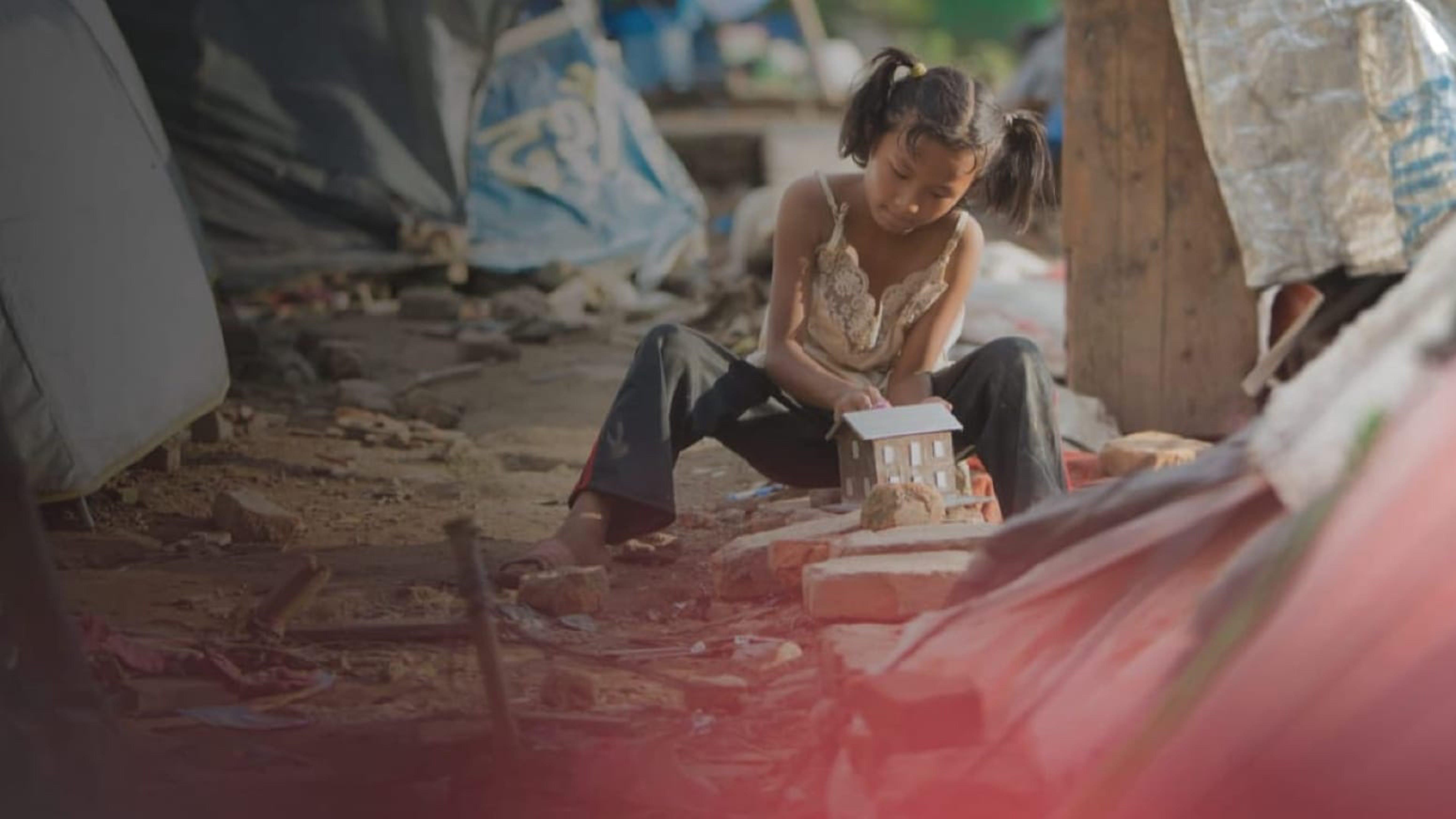 L'UNICEF Italia in aiuto per i bambini colpiti dall'emergenza del terremoto in Nepal