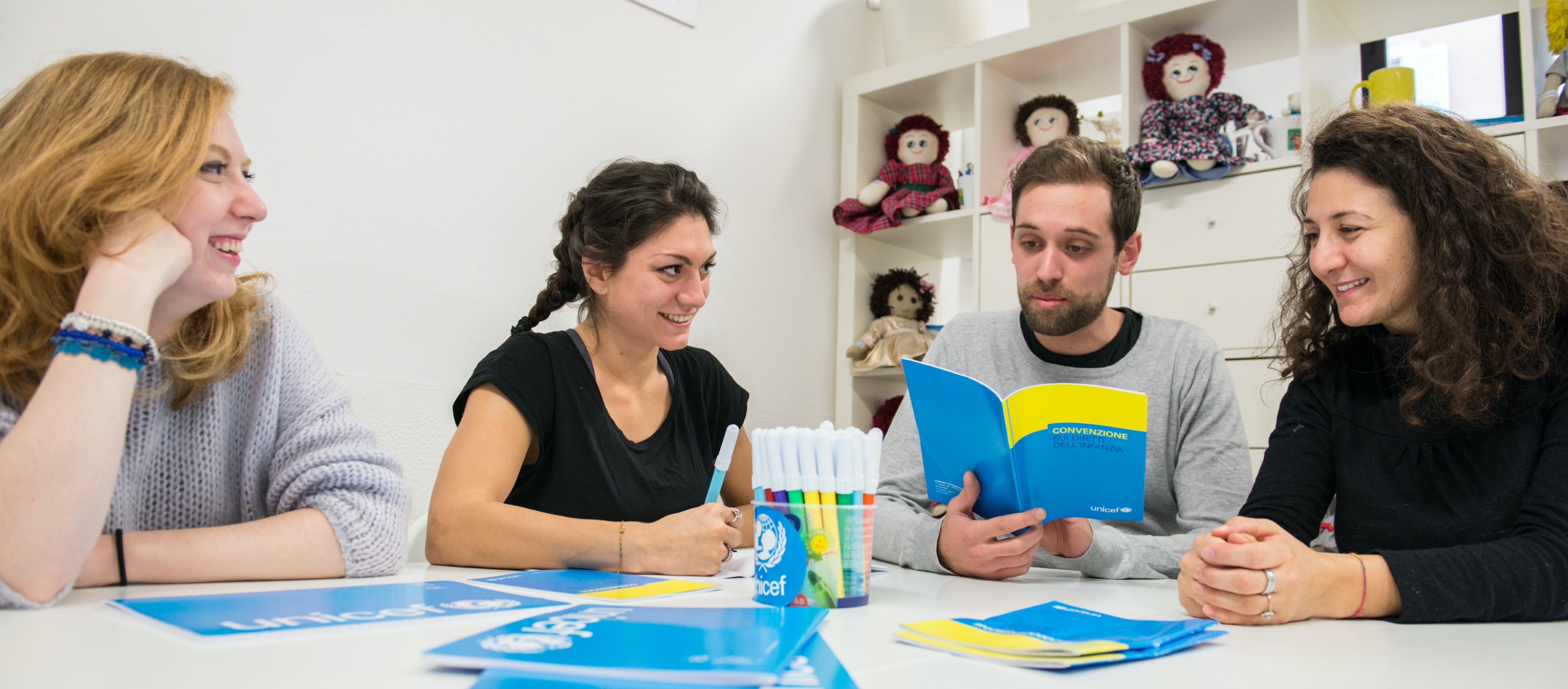 Volontari a Torino