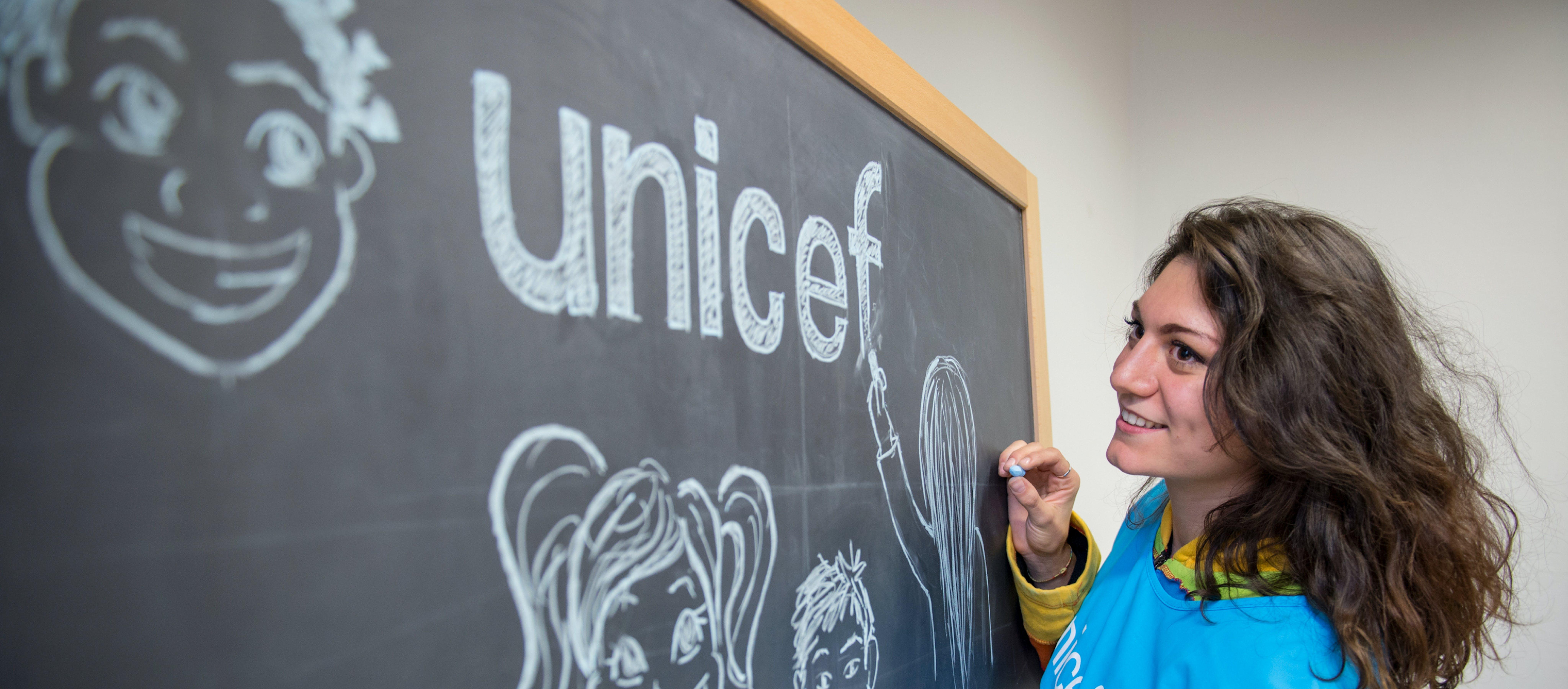 Le iniziative e gli eventi organizzate dai volontari UNICEF
