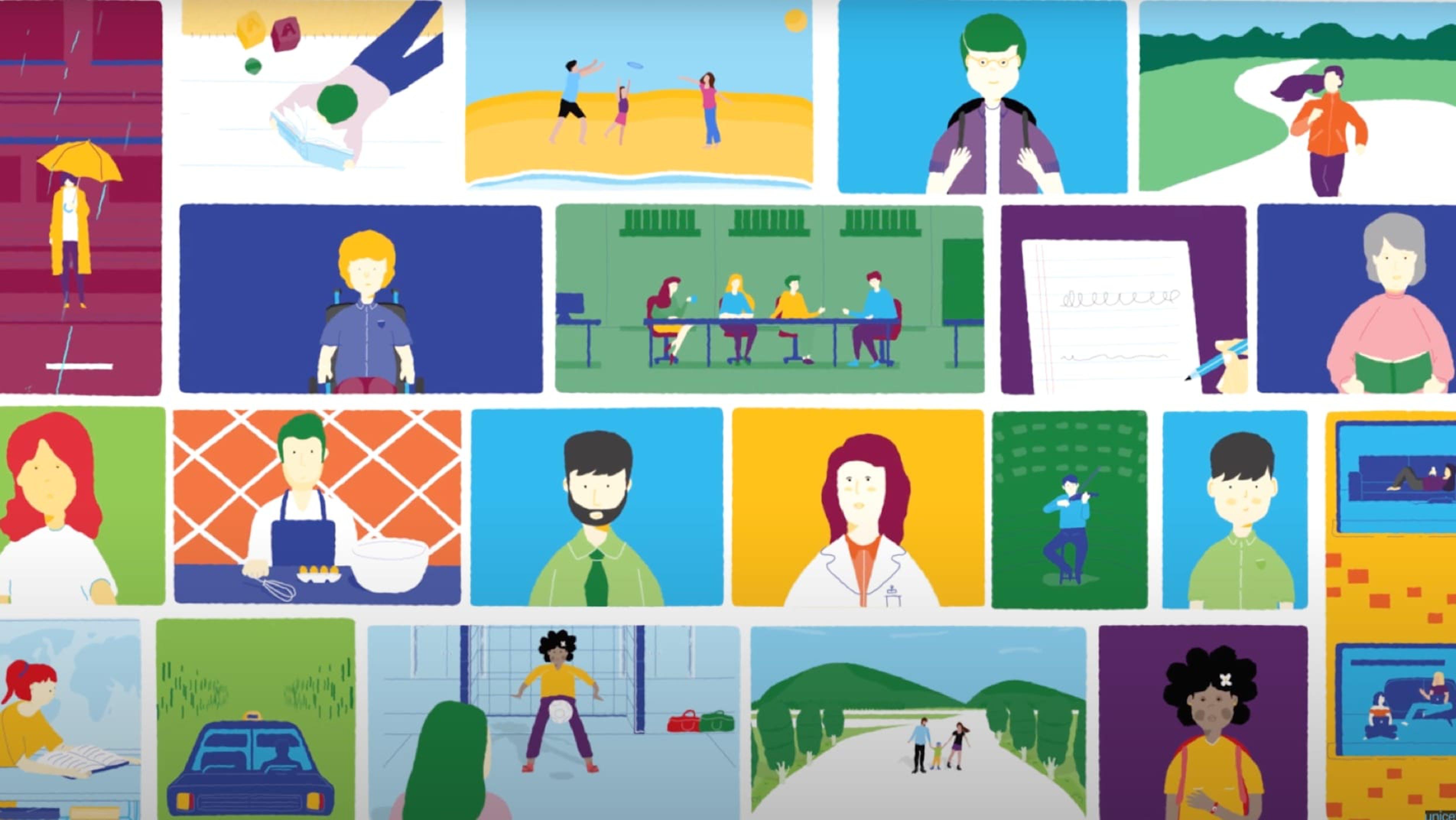 """Il video infografica del progetto """"Lost in Education"""