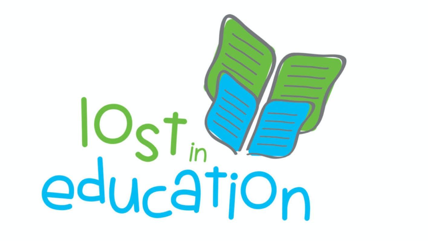 Il logo del progetto Lost in Education di UNICEF contro la povertà tra i giovani, in Italia