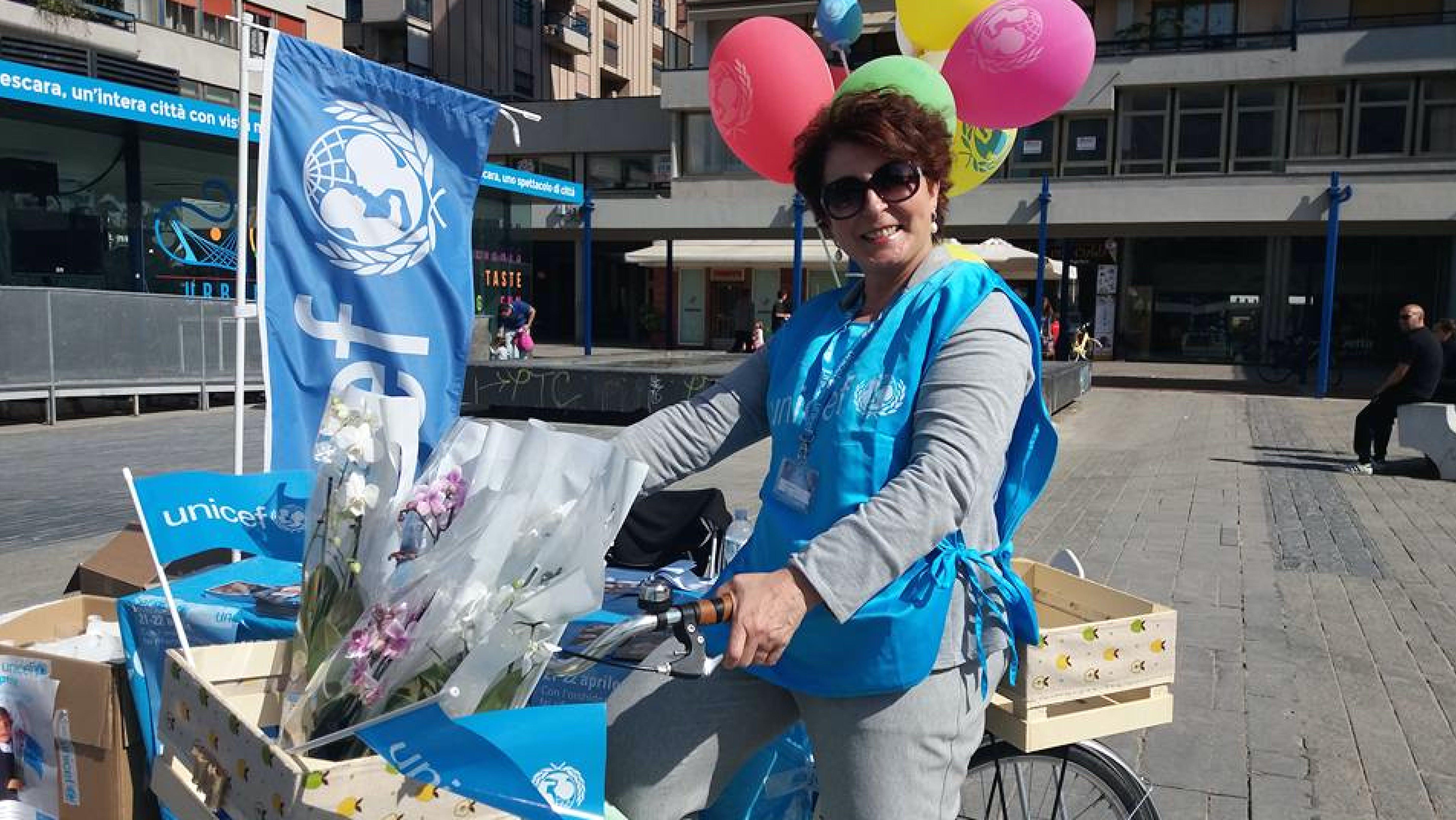 La nostra atletica volontaria di Pescara