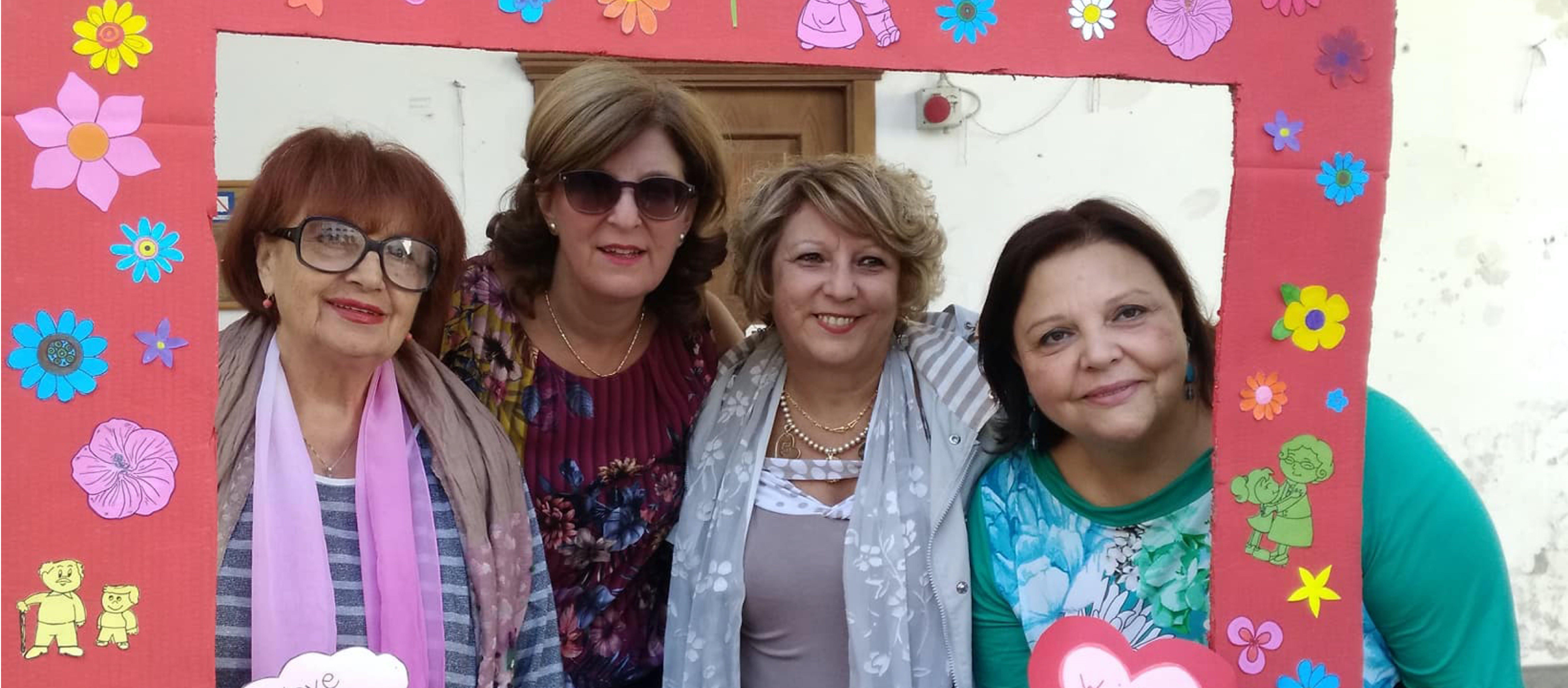 Vanna, volontaria del Comitato UNICEF di Napoli