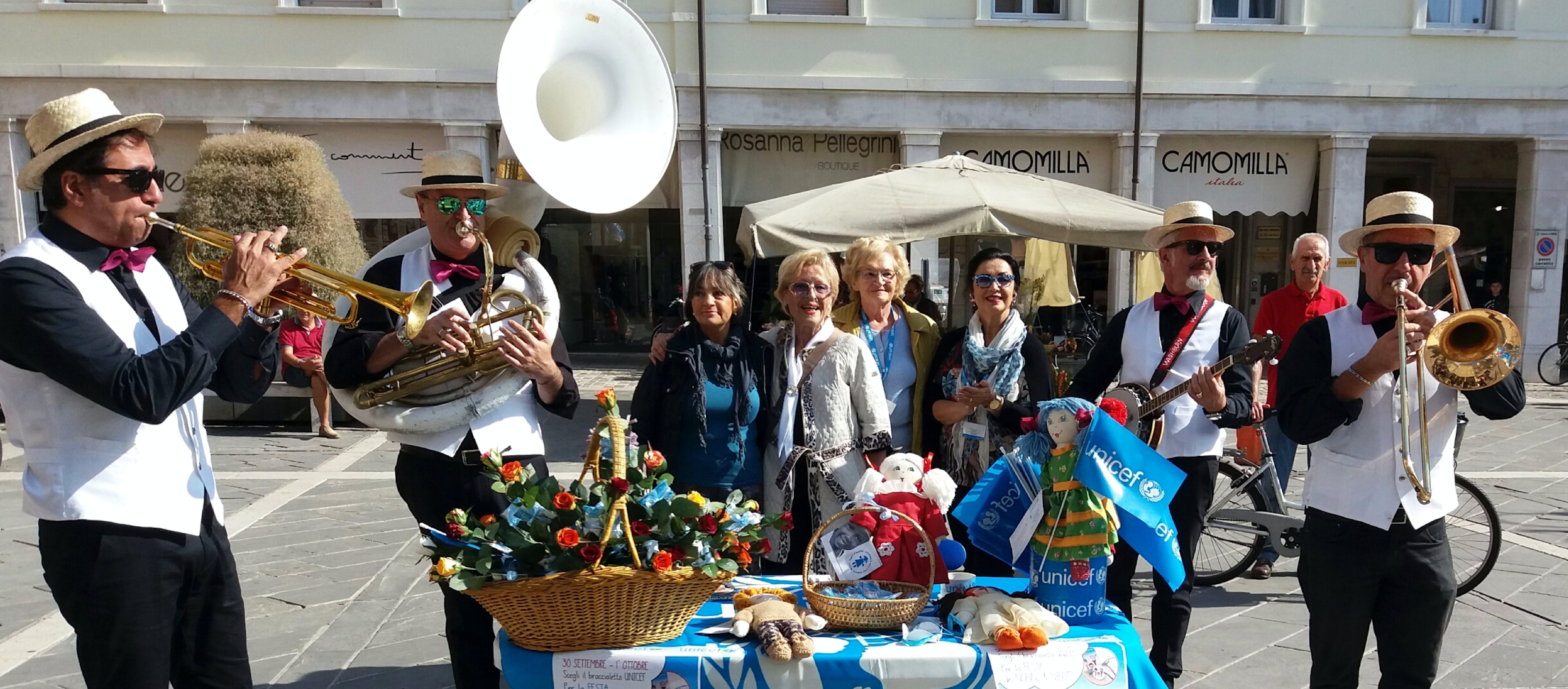Festa dei Nonni Unicef Italia