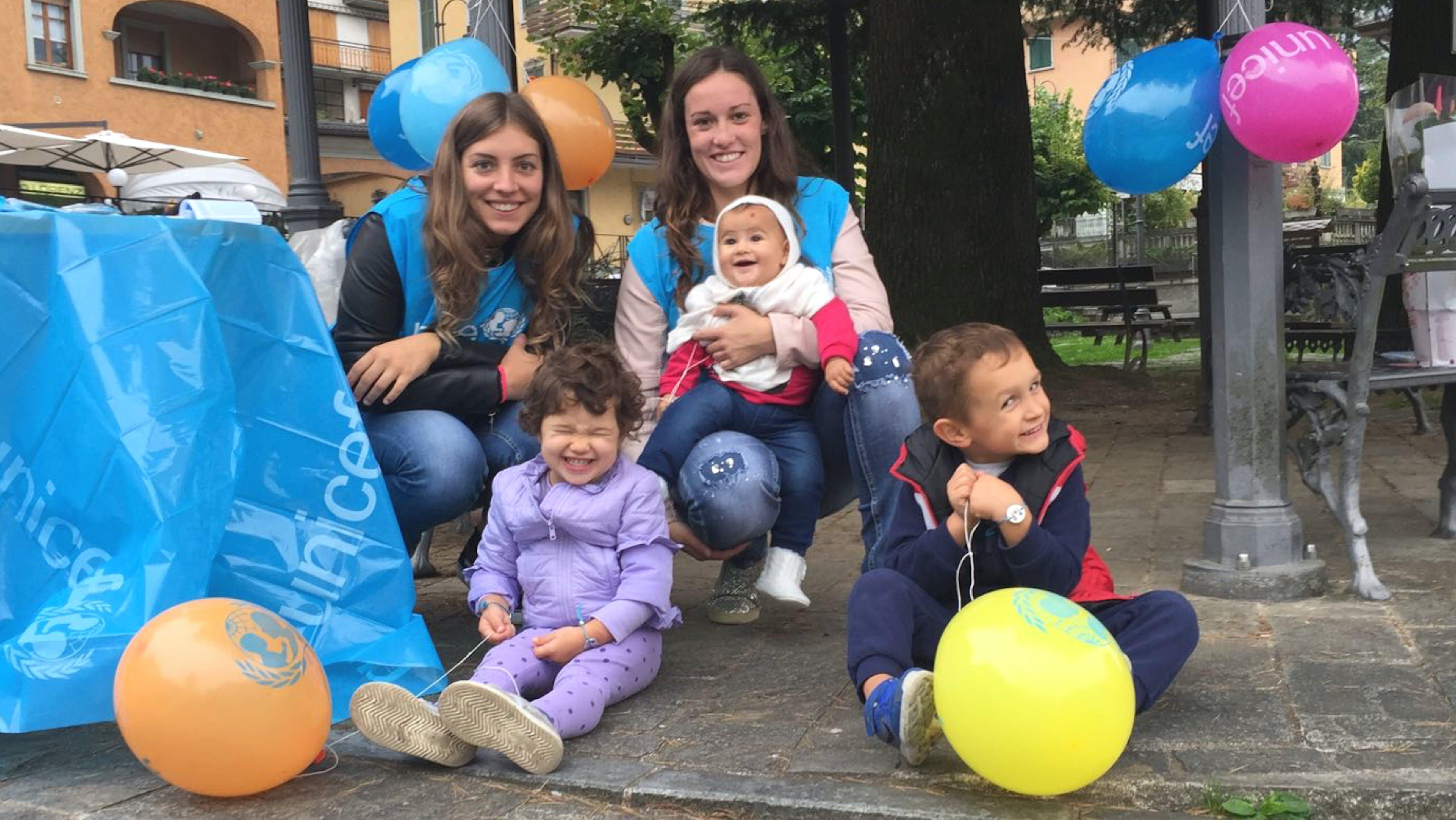 Piccoli volontari crescono in provincia di Bergamo