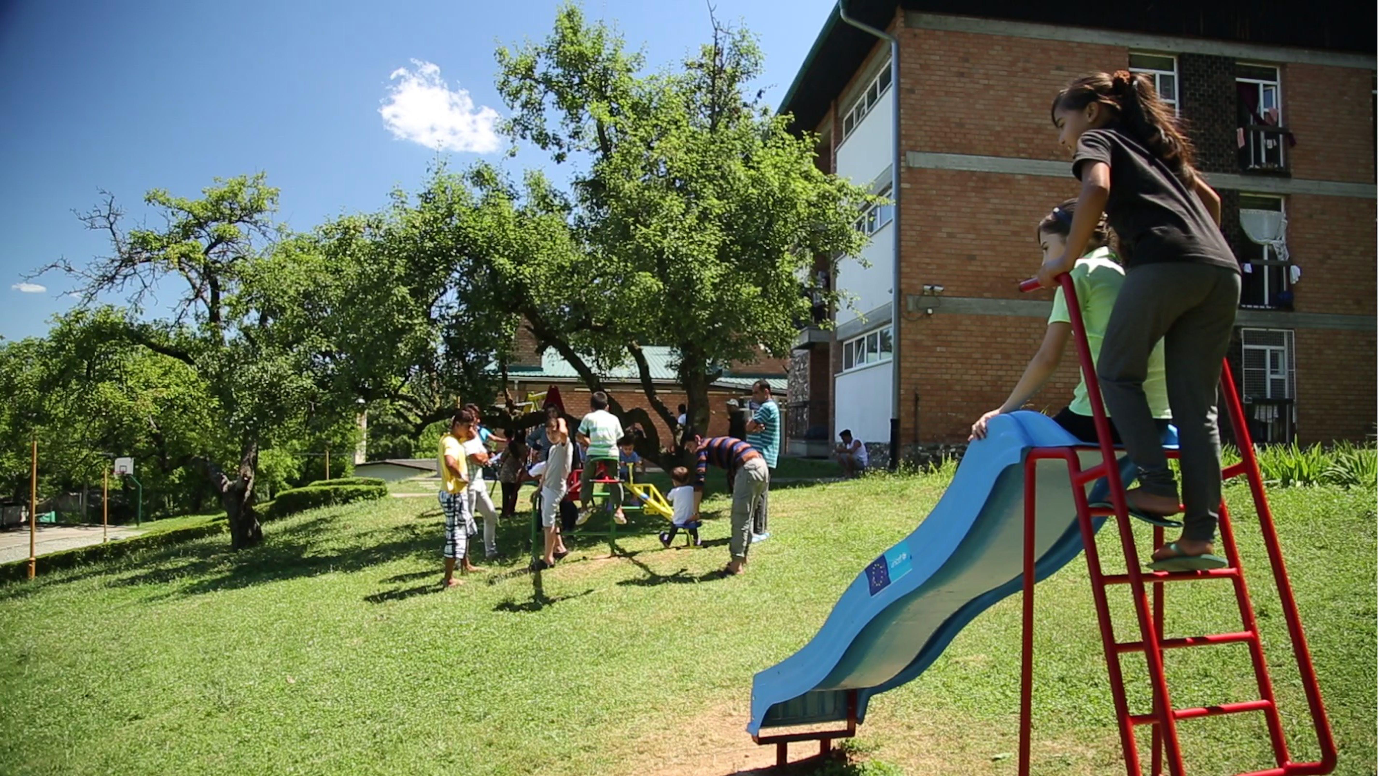 Il programma Città Amica, per luoghi a misura di bambino