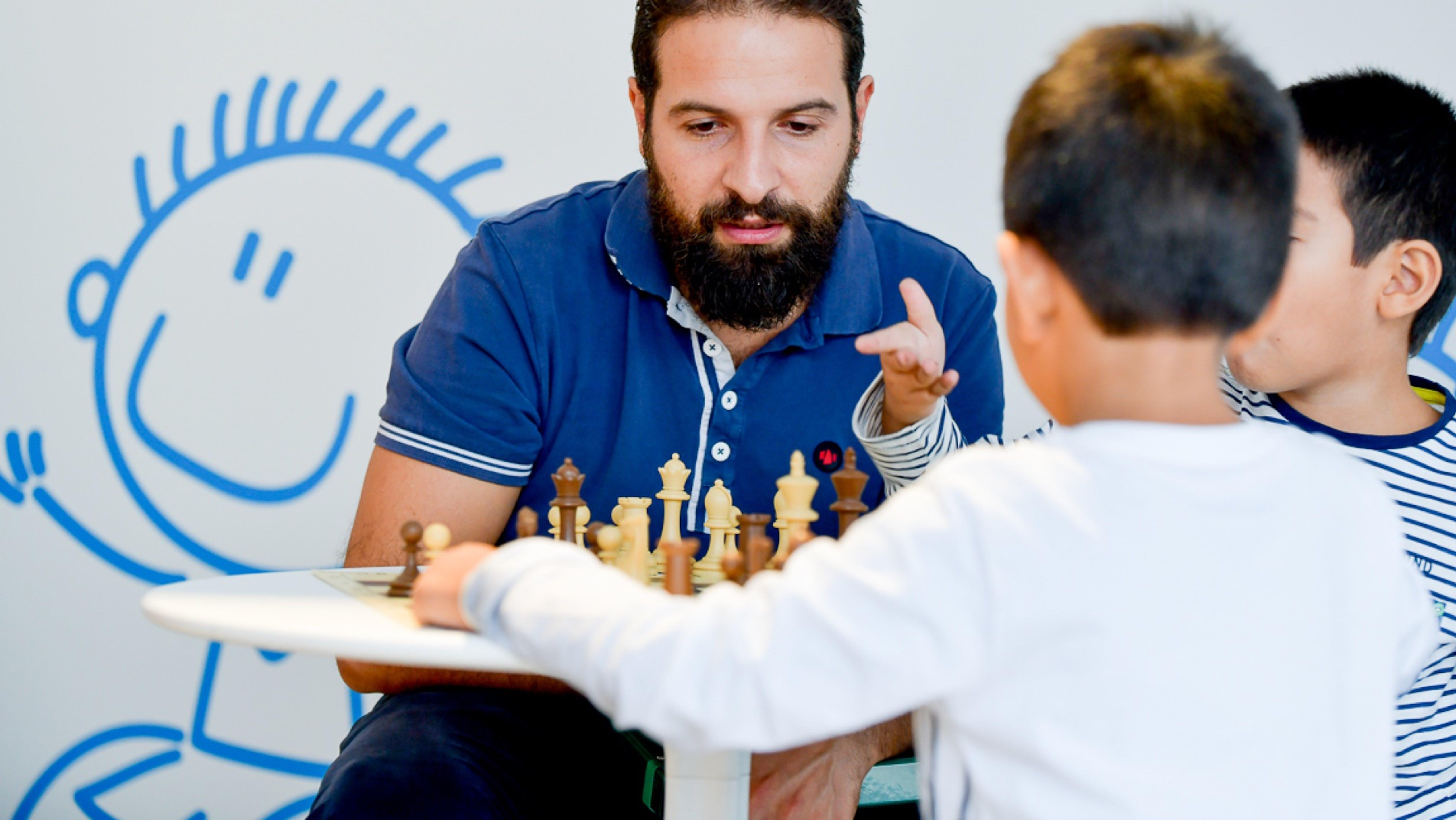 Il gioco degli scacchi rivolto ai più piccoli