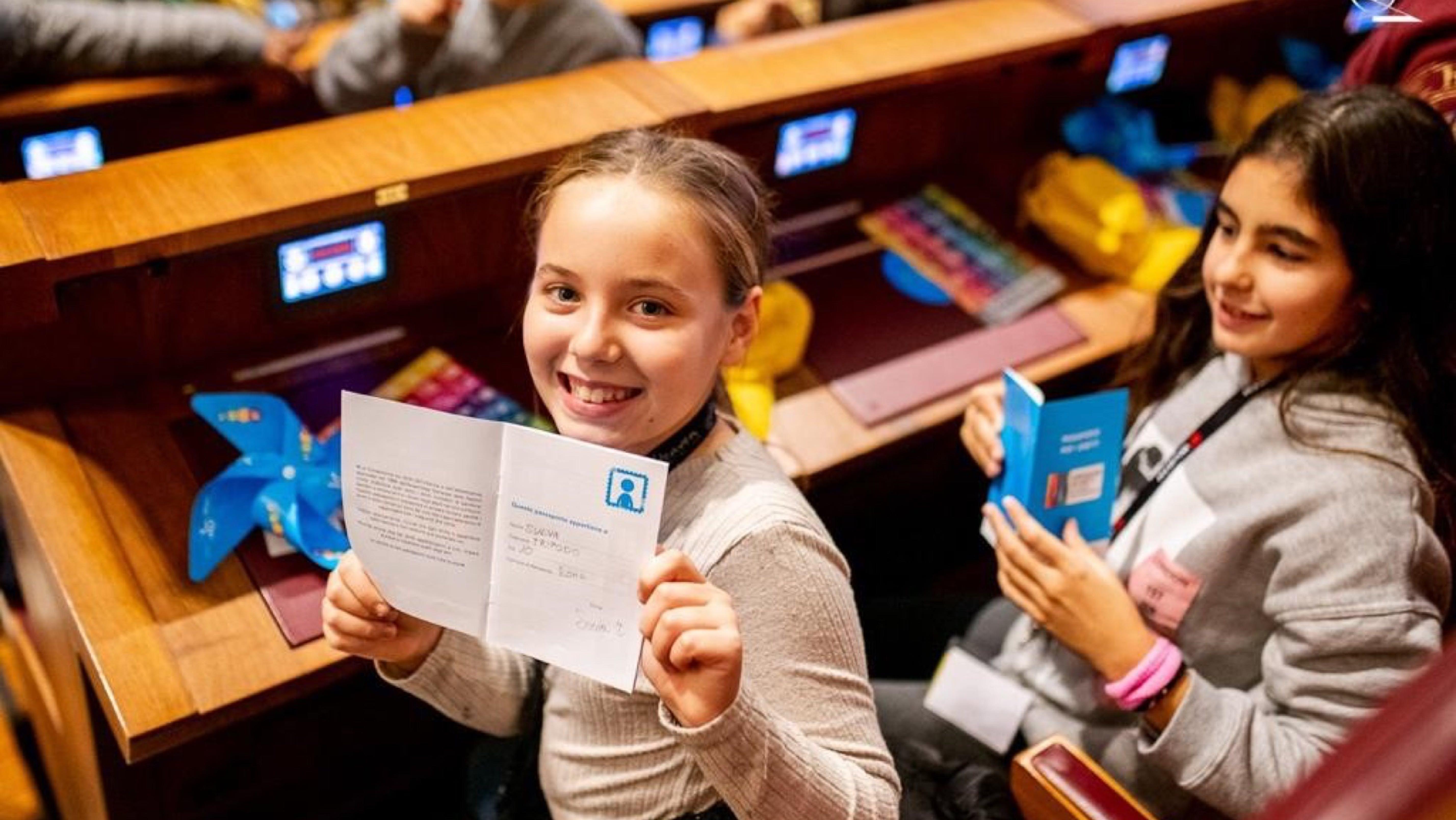 KidsTakeOver al Campidoglio, per il 20 novembre