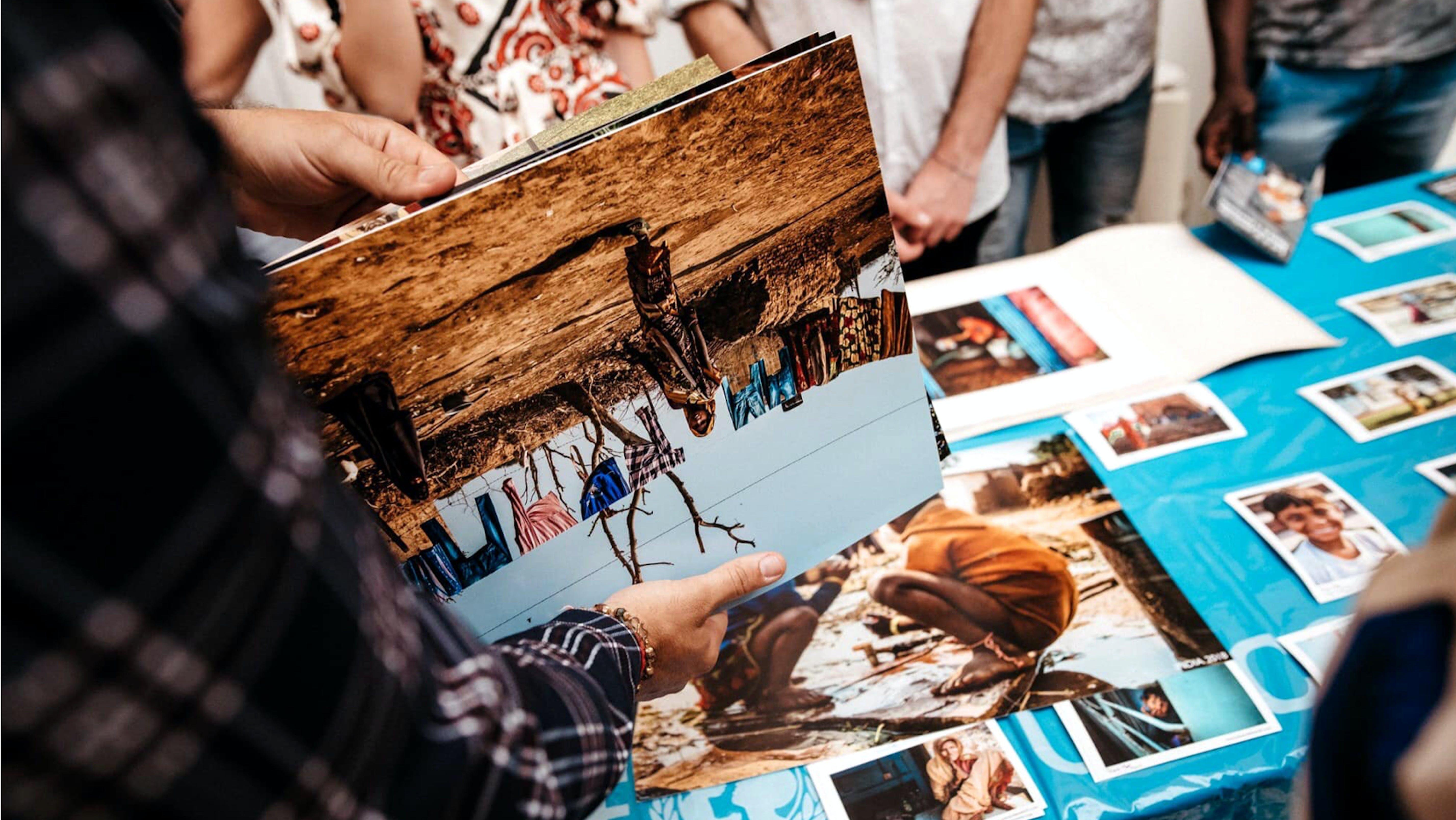 Mostra fotografica di beneficenza a Sassari