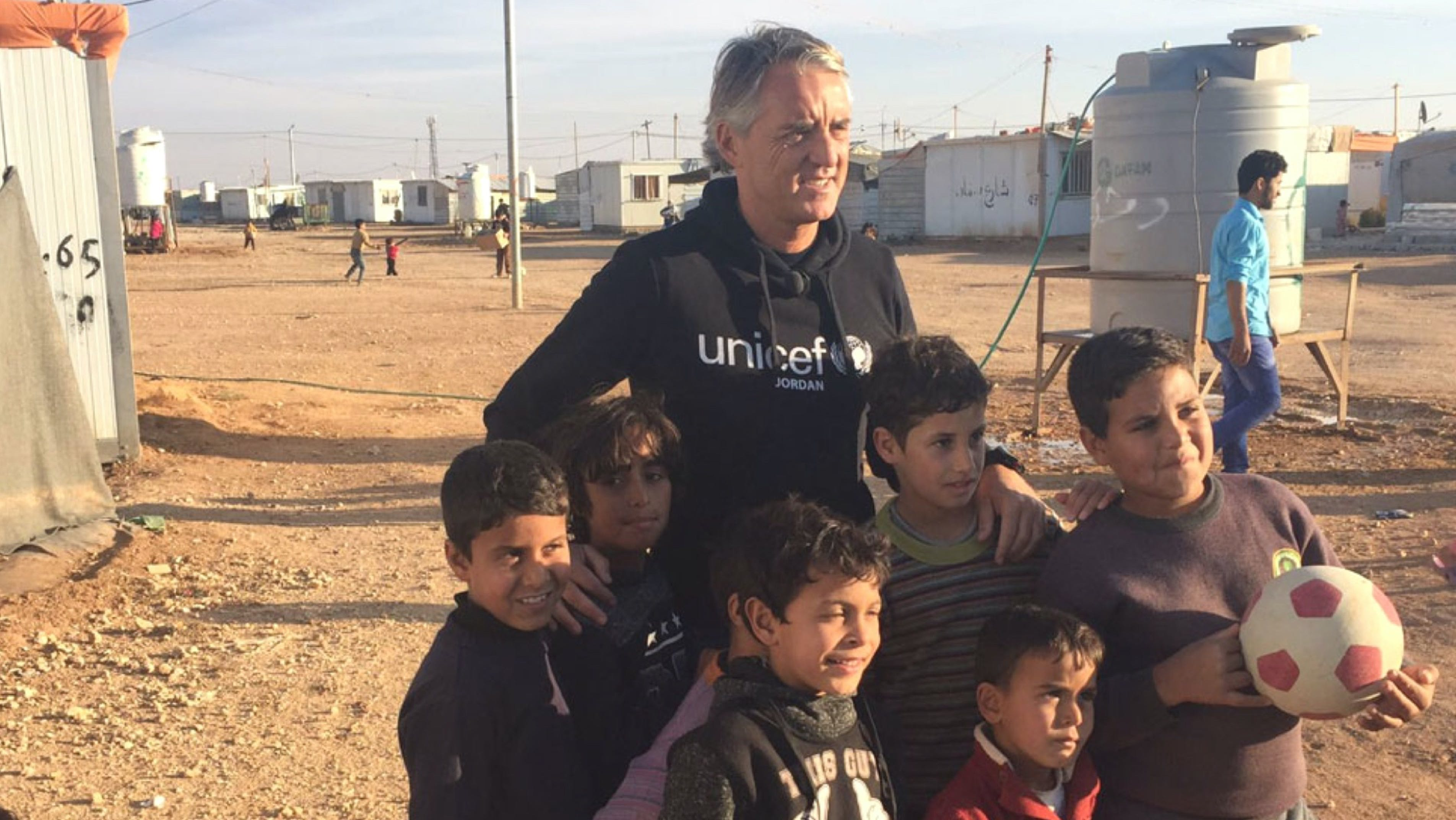 Sport amico dei bambini, UNICEF Italia
