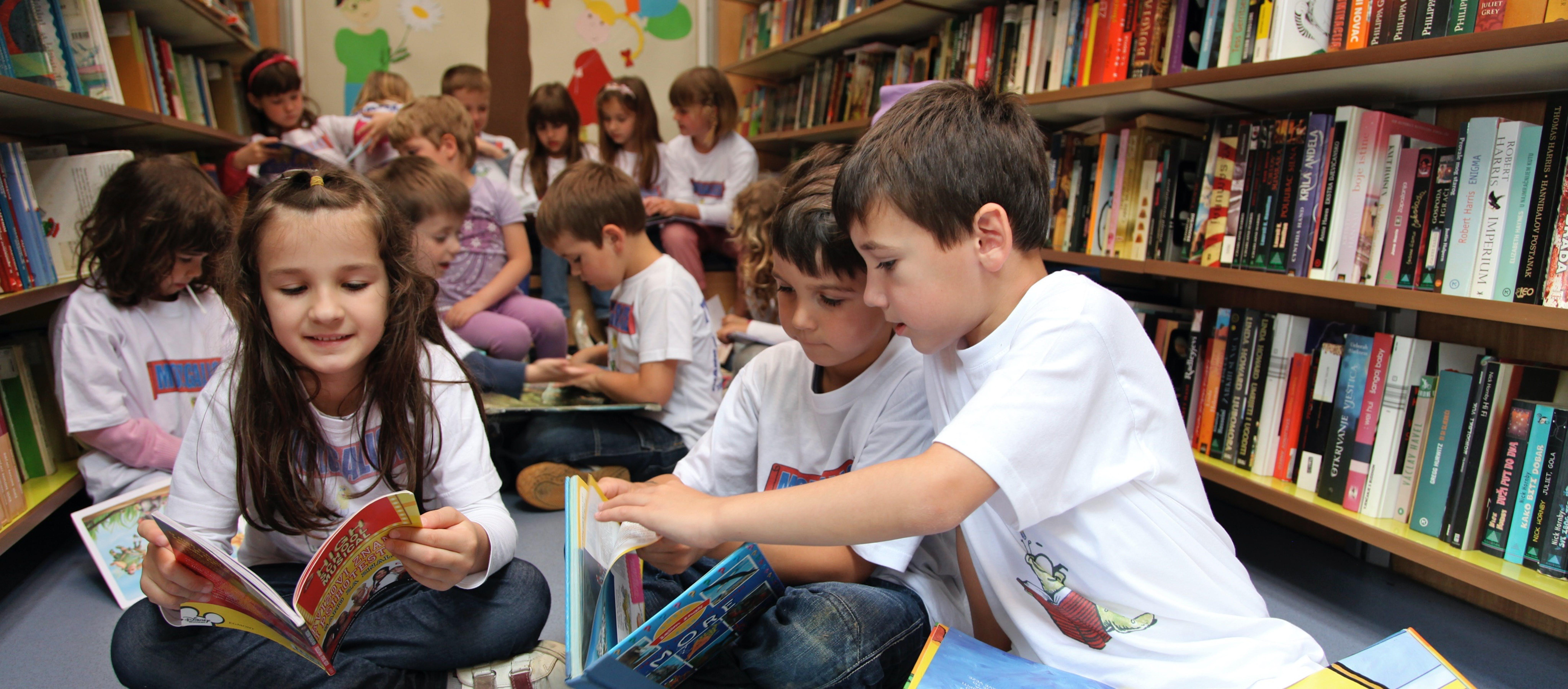 Biblioteche amiche dei bambini