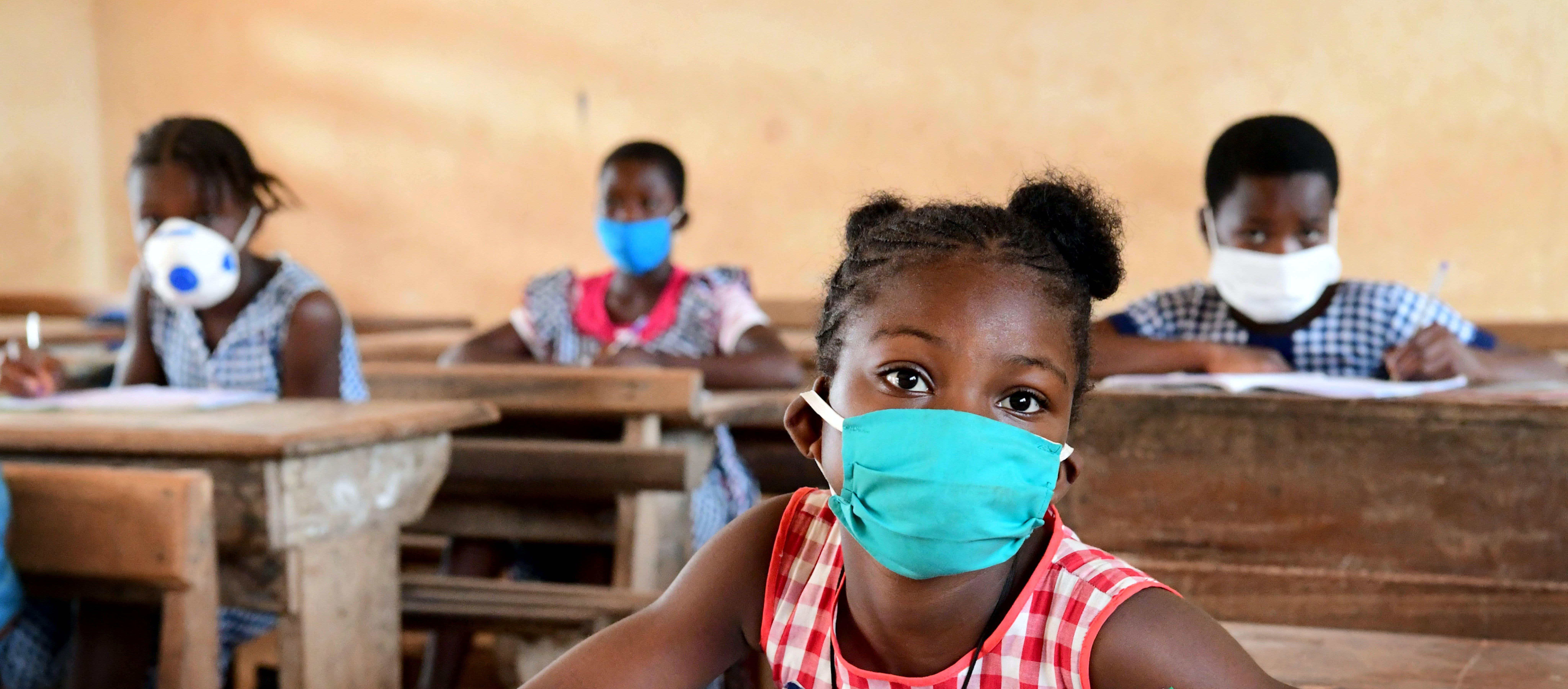 Scuola elementare in Africa