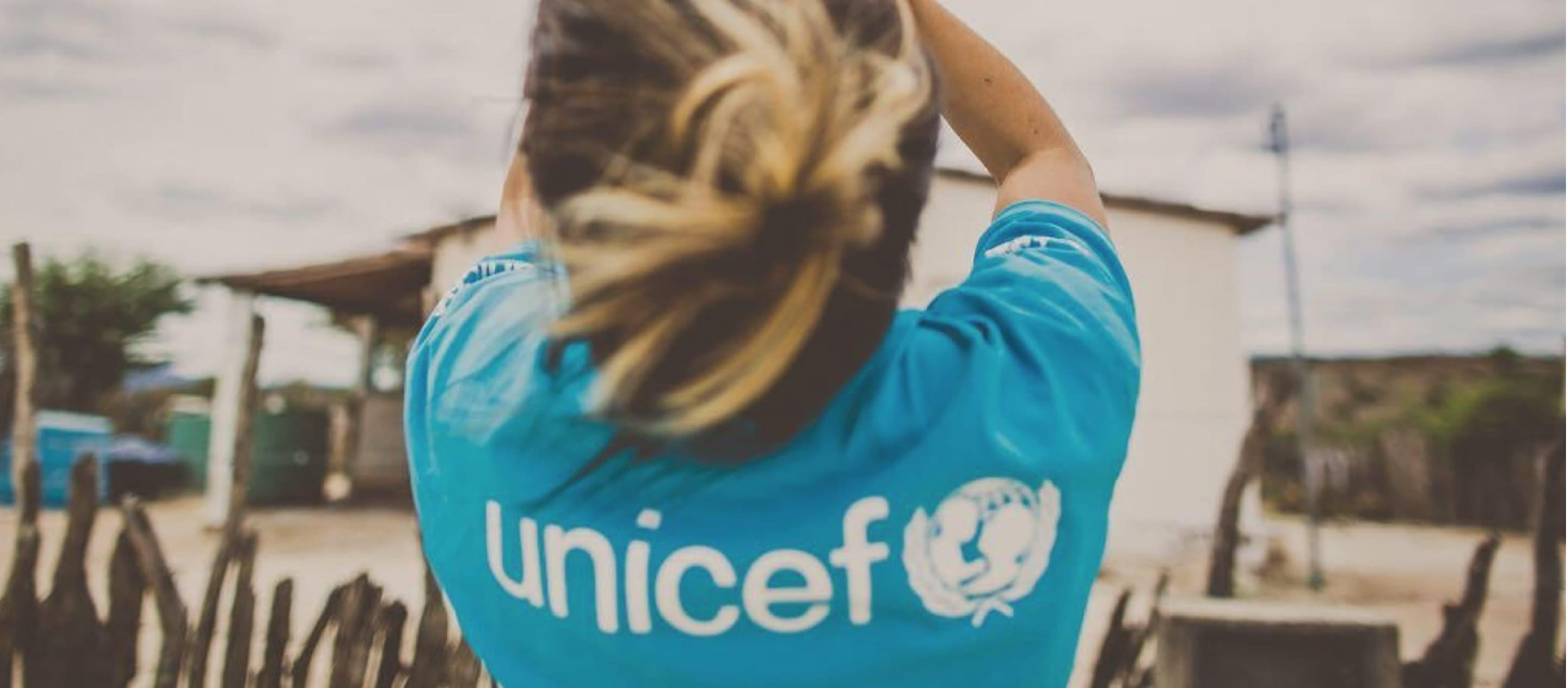Donazione a sostegno dell'UNICEF Italia per aiutare i bambini durante le crisi umanitarie
