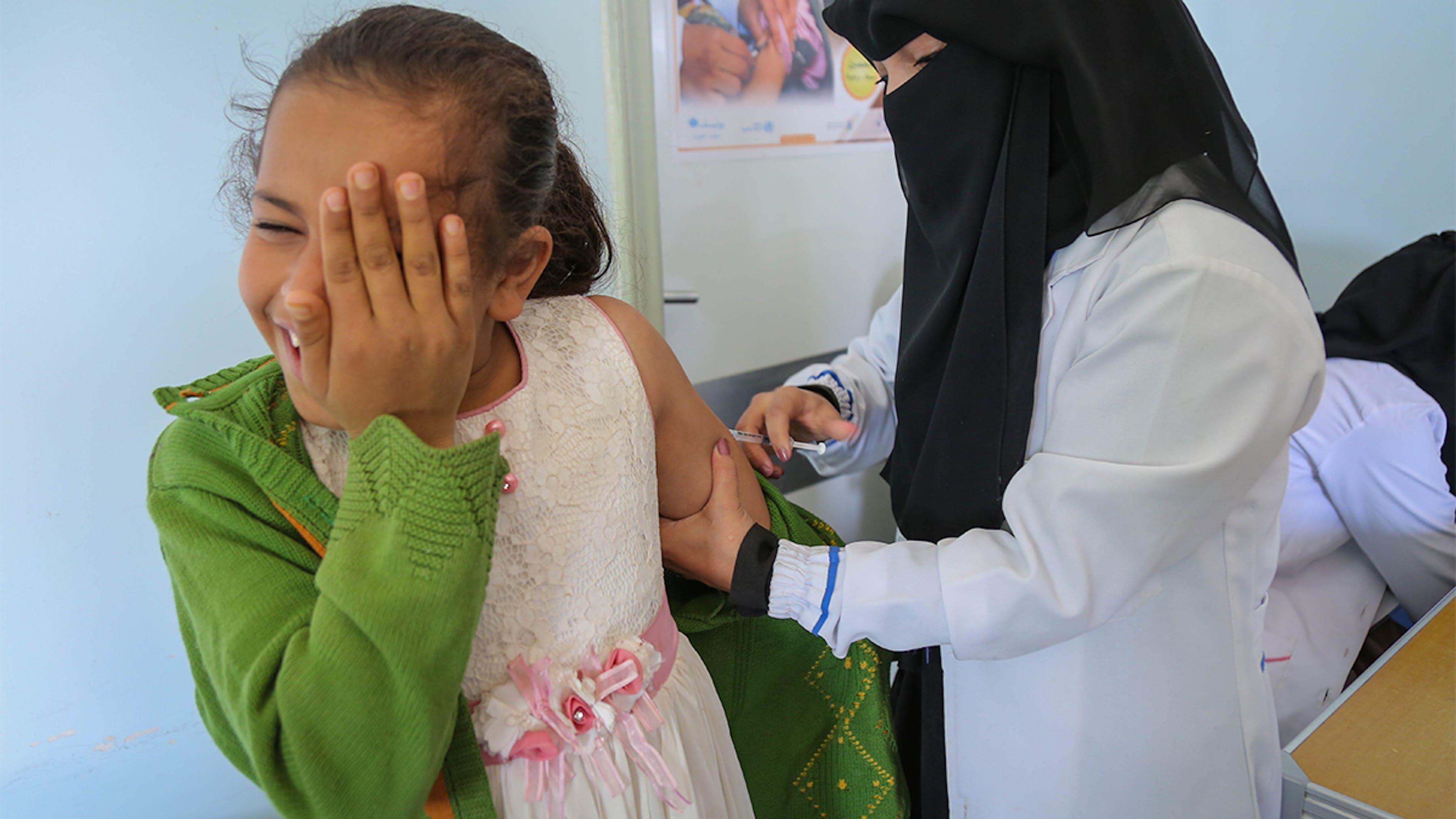 vaccinazione morbillo