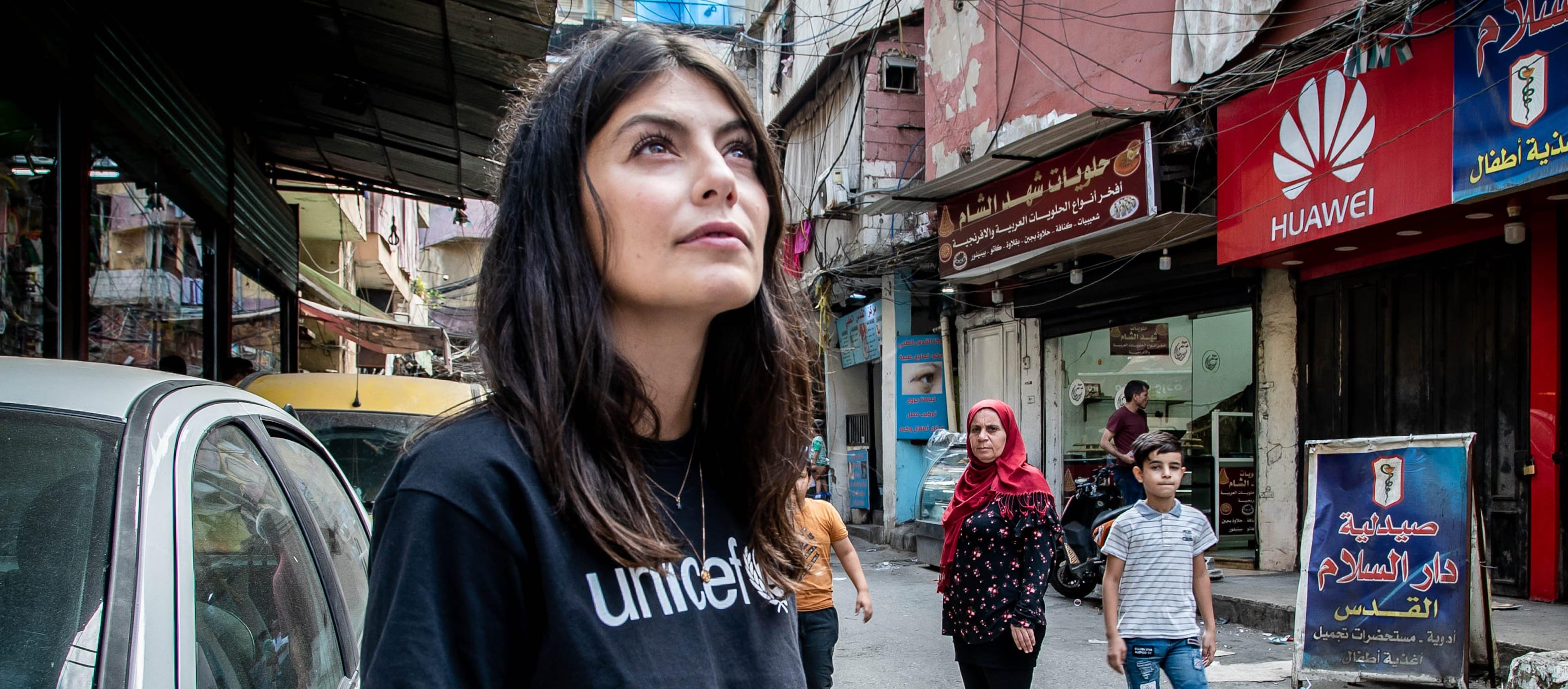Dona all'UNICEF Italia per aiutare i bambini in Libano