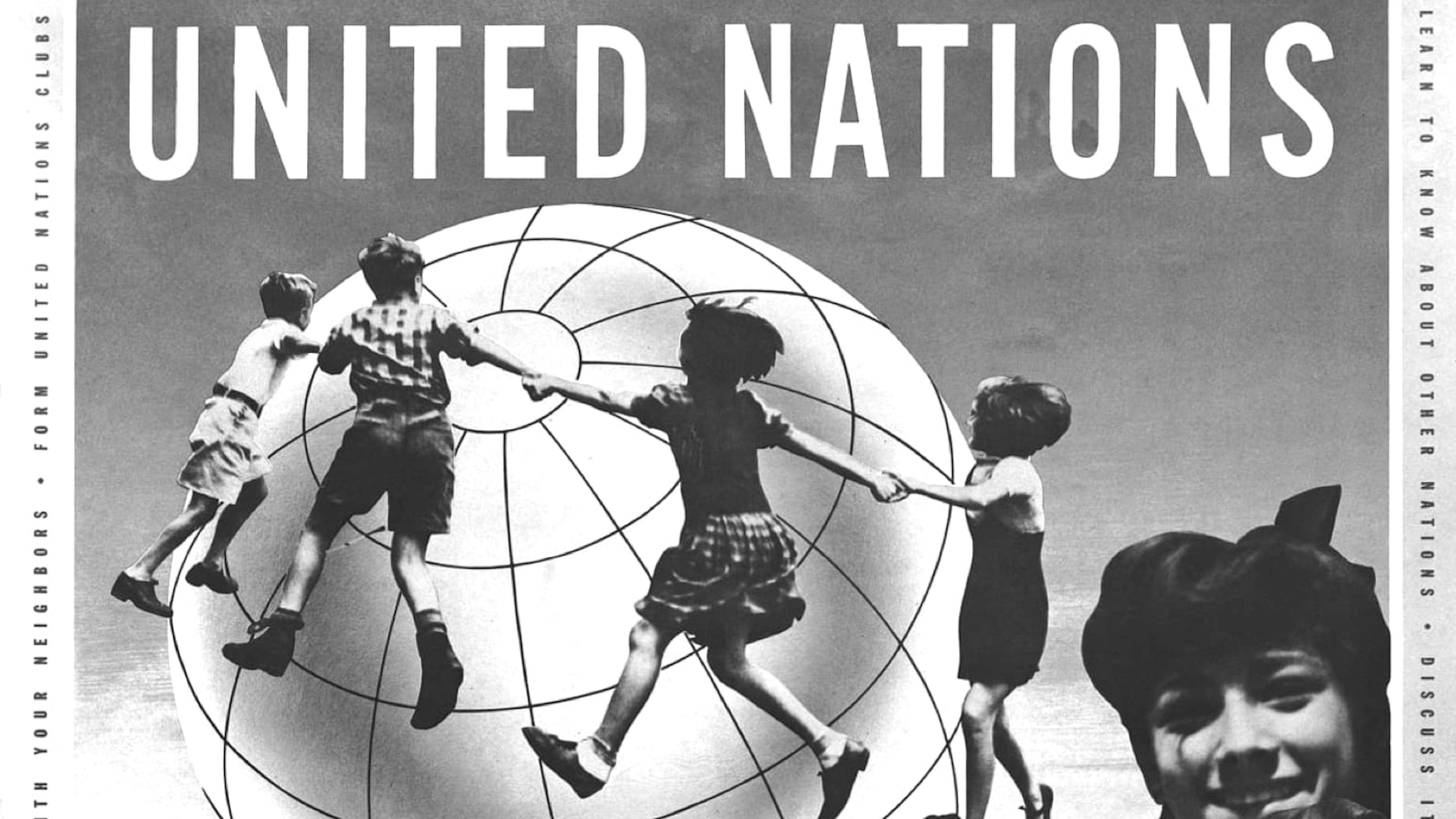 L'Assemblea Generale delle Nazioni Unite approva all'unanimità la Dichiarazione dei diritti dell'infanzia.