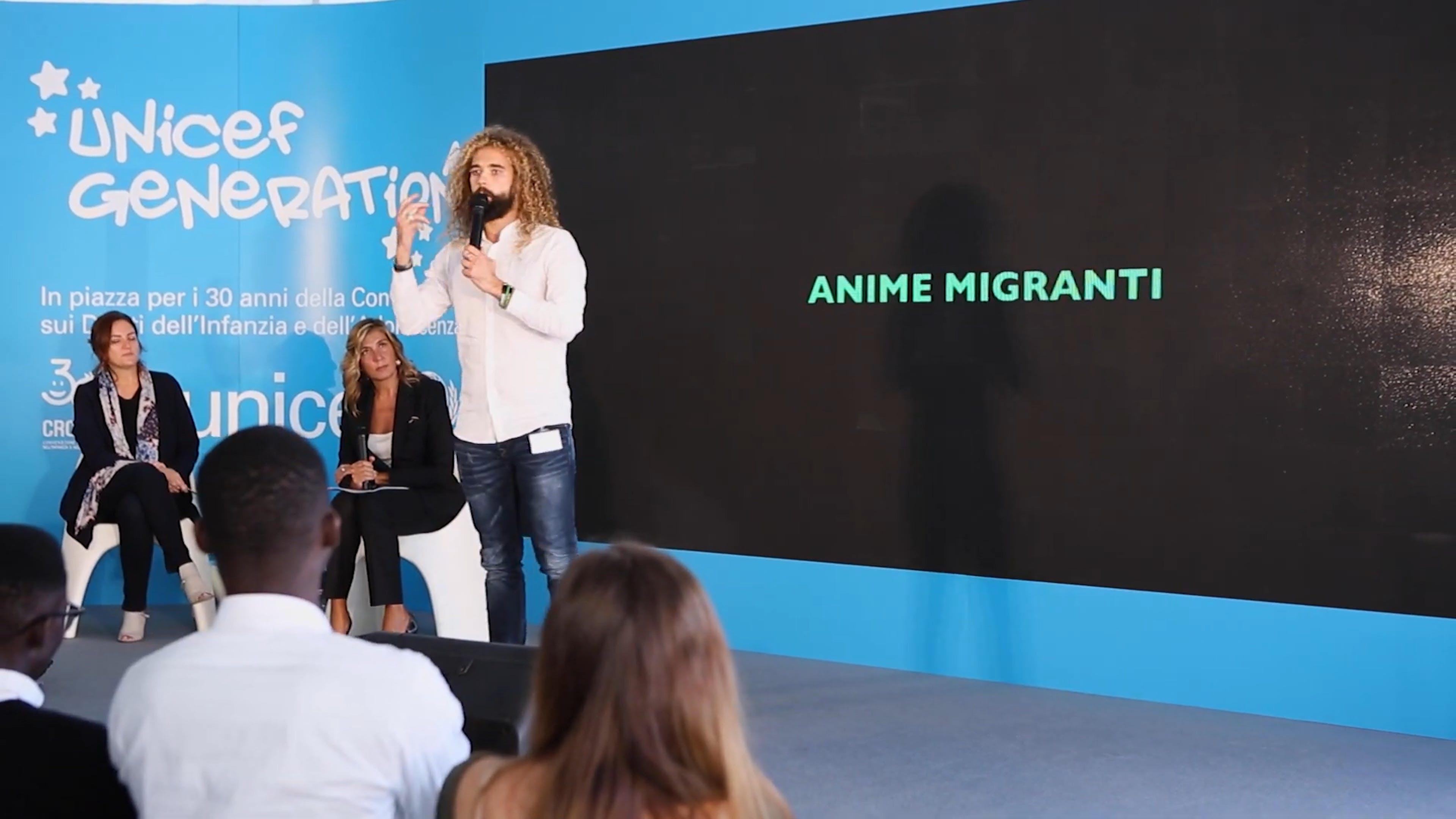 Activate Talks contro l'Hate Speech con Myrta Merlino e Liliana Segre