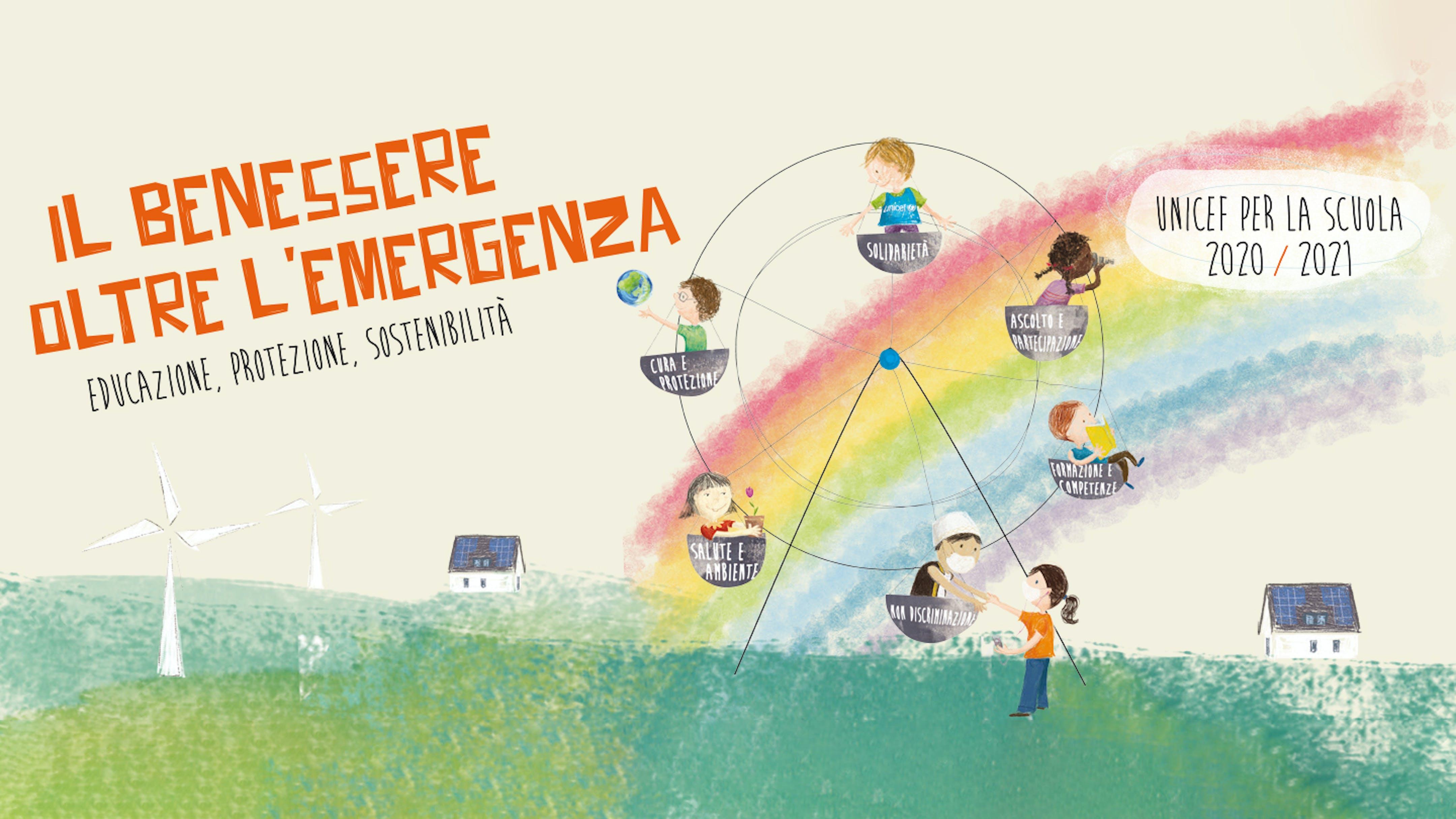 UNICEF per la scuola 2020-21