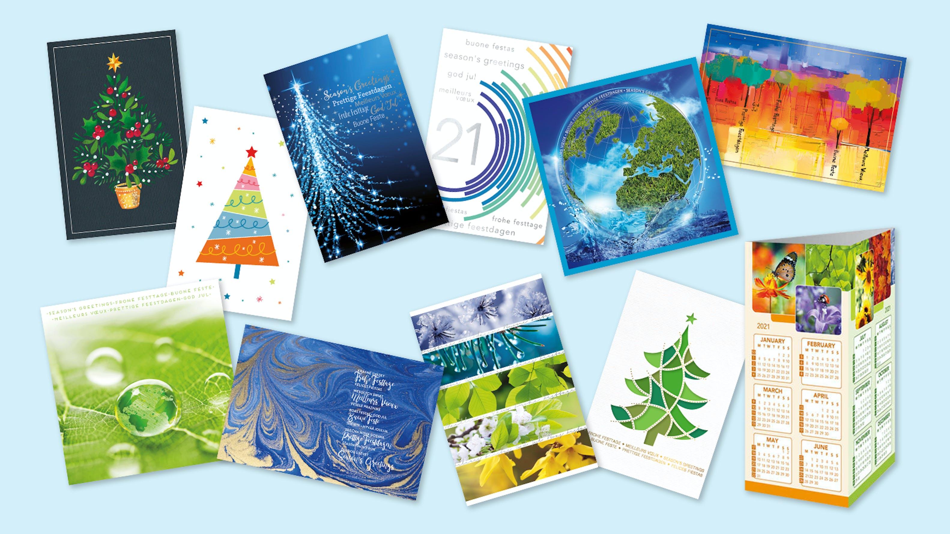 cards unicef imprese