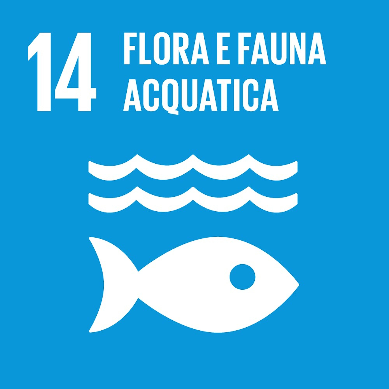 Logo SDG 14