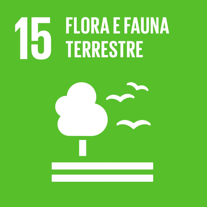 Logo SDG 15