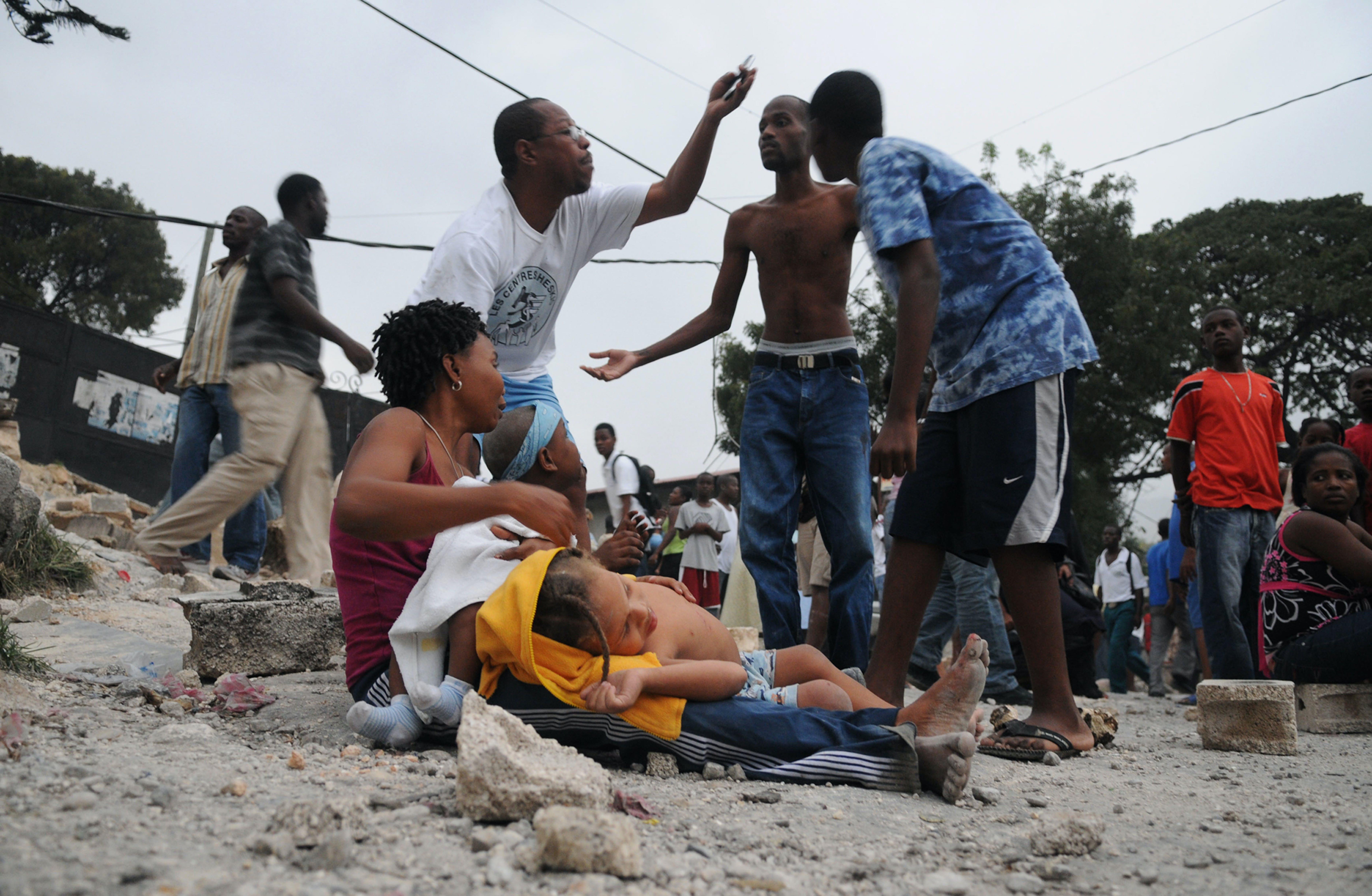 2010, terremoto ad Haiti: una scossa di magnitudo 7 provoca quasi 160 000 morti e più di 1 milione di sfollati