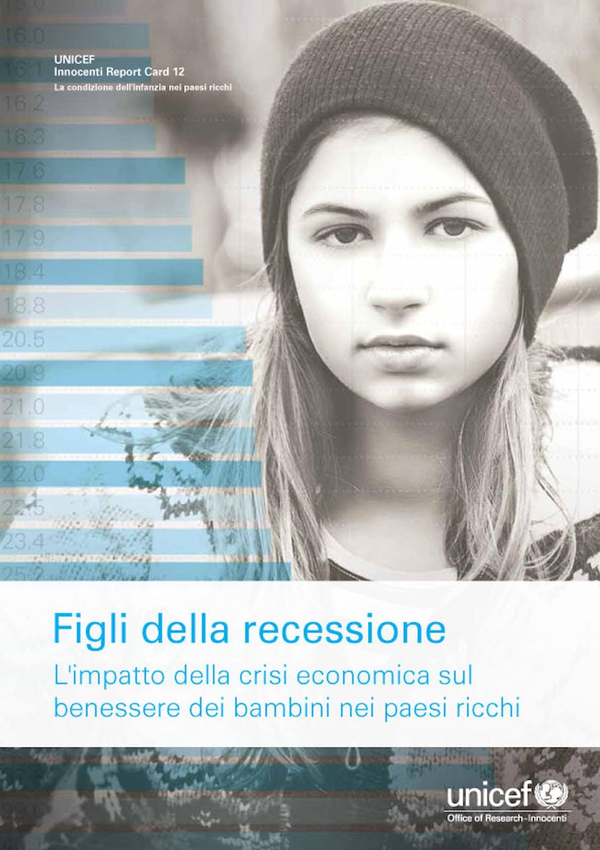 Report Card 12 - Figli della recessione