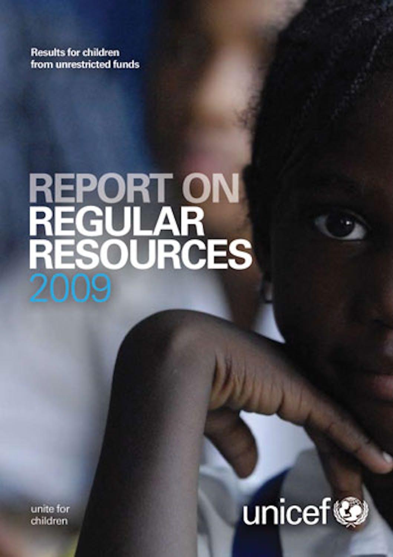 Rapporto sulle Risorse regolari 2009
