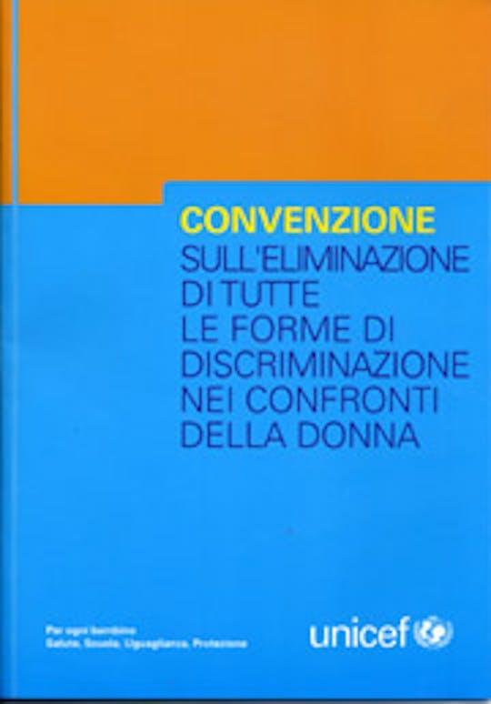 Convenzione sull'eliminazione di tutte le forme di discriminazione nei confronti della donna