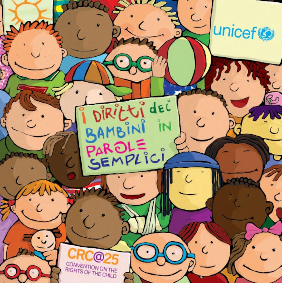 I diritti dei bambini in parole semplici