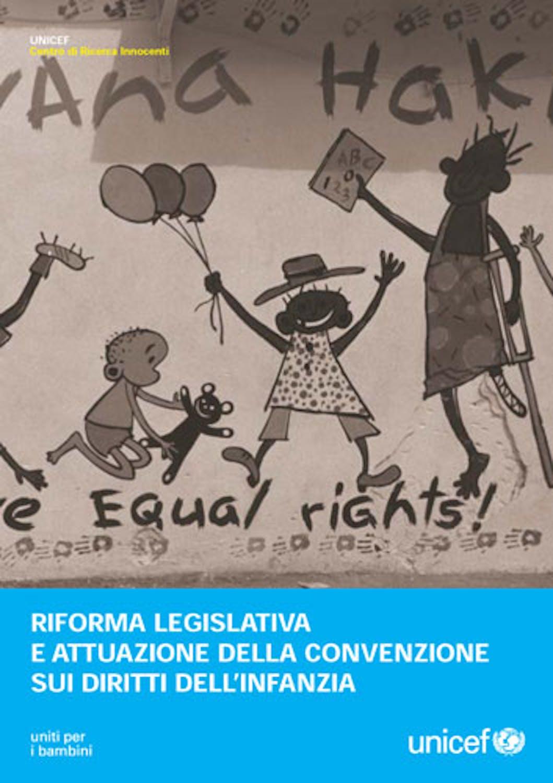 Riforma legislativa e attuazione della Convenzione sui diritti dell'infanzia
