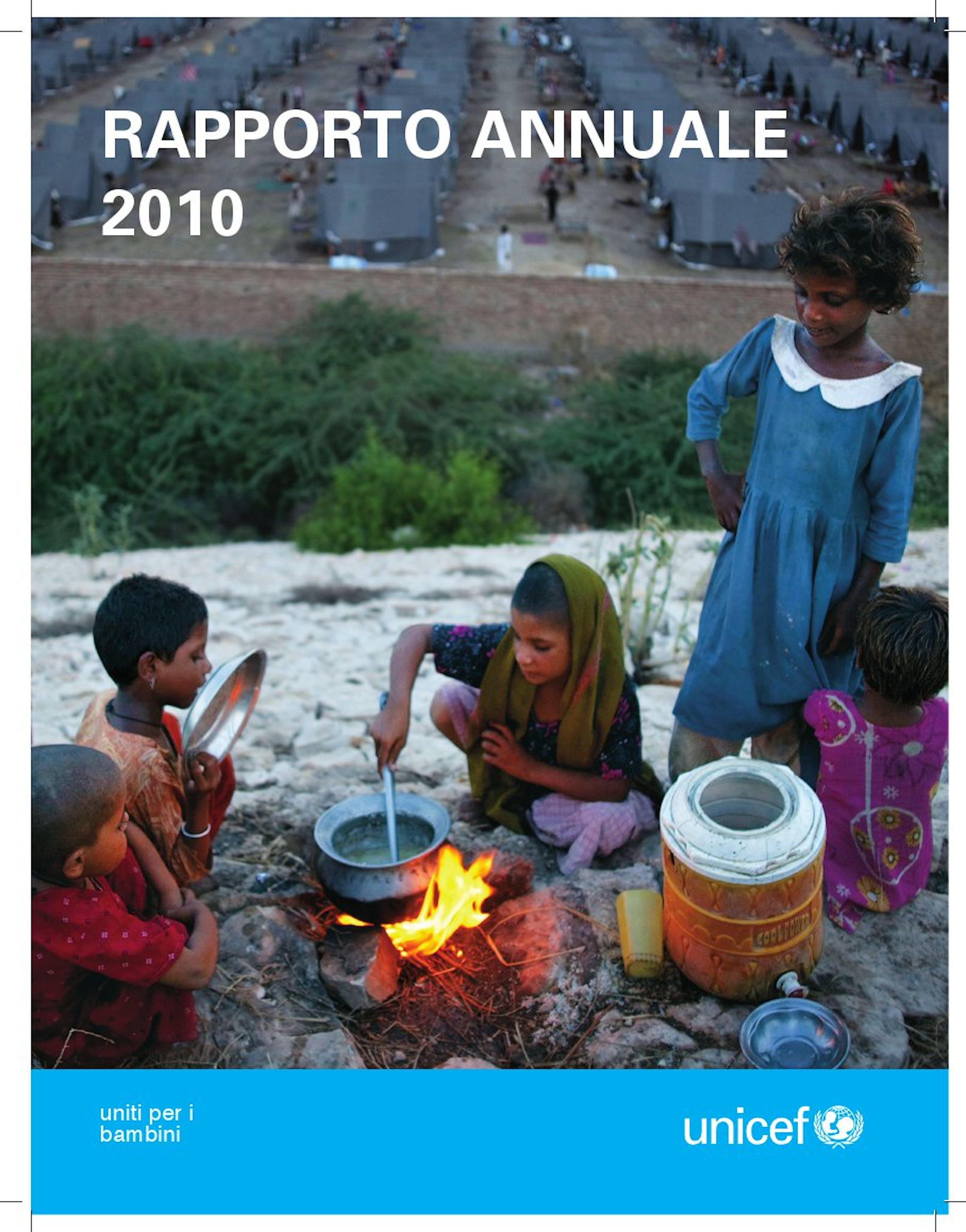 Rapporto Annuale 2010