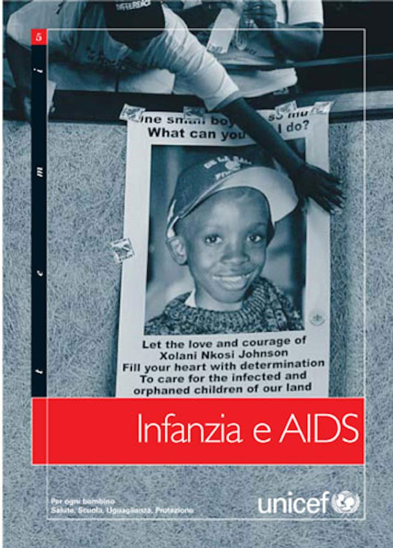Infanzia e AIDS