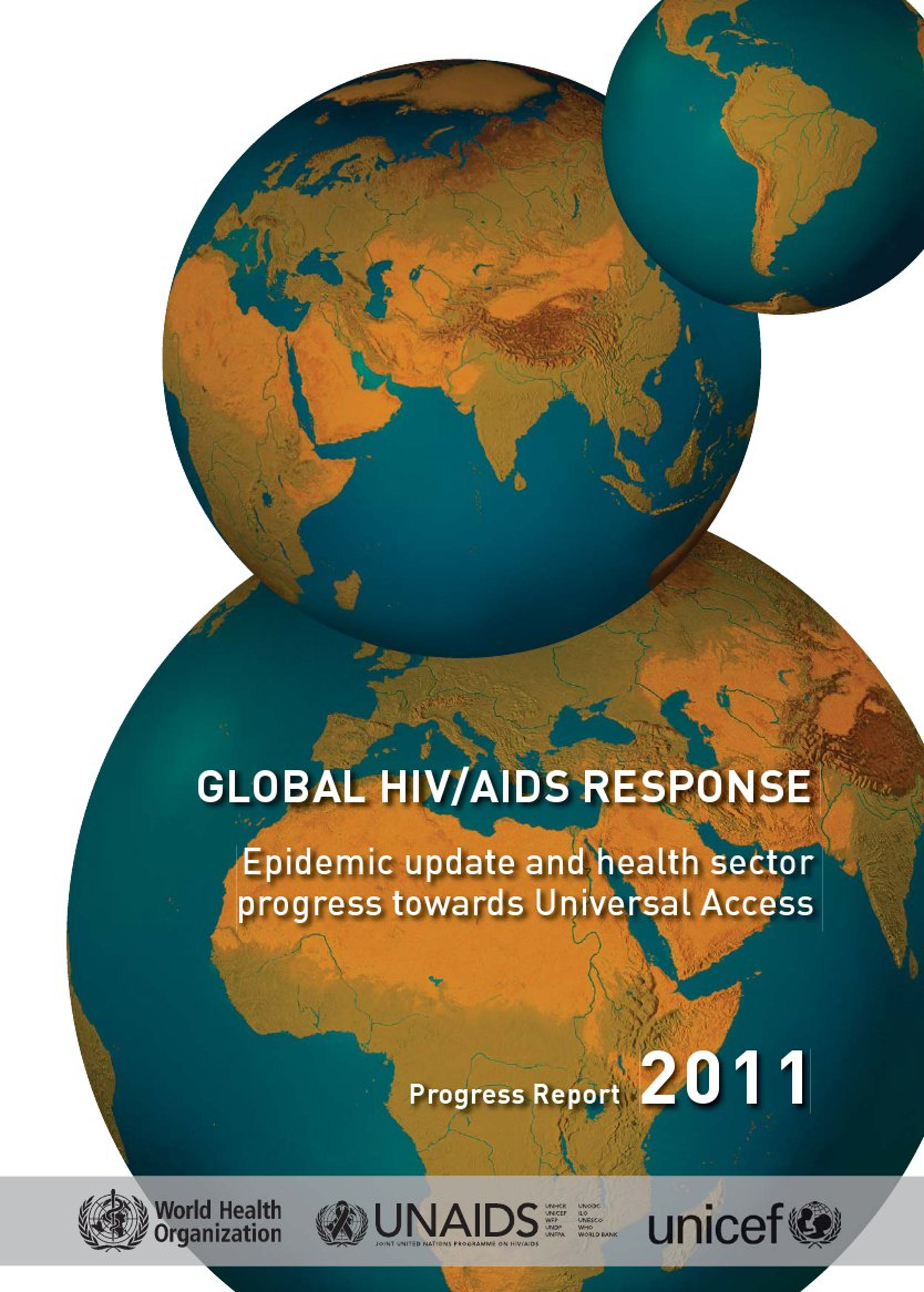 Risposta globale all'HIV/AIDS 2011