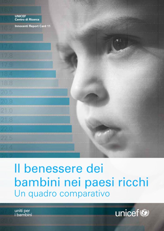 Report Card 11 - Il benessere dei bambini nei paesi ricchi