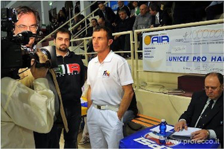 Genova, palla al centro per Haiti: raccolti 9.000 euro nella partita di pallanuoto