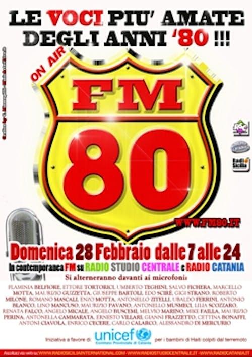 """Catania, """"Alta frequenza per Haiti"""": due radio per ..."""