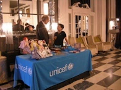 Milano, brunch con l'UNICEF all'hotel Diana