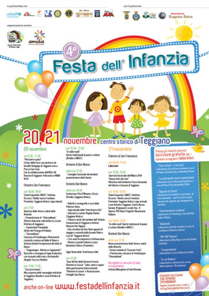 Salerno per i diritti dell'infanzia