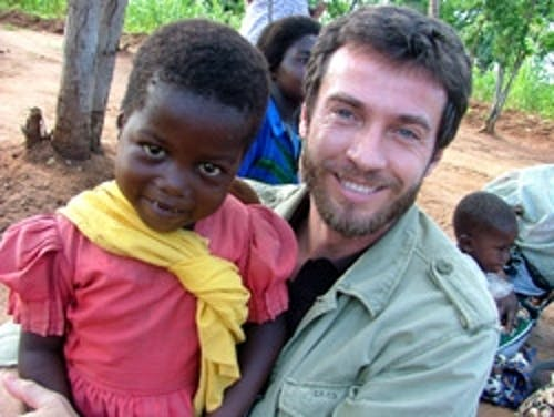 A Cortisonici Alessio Boni, ambasciatore UNICEF