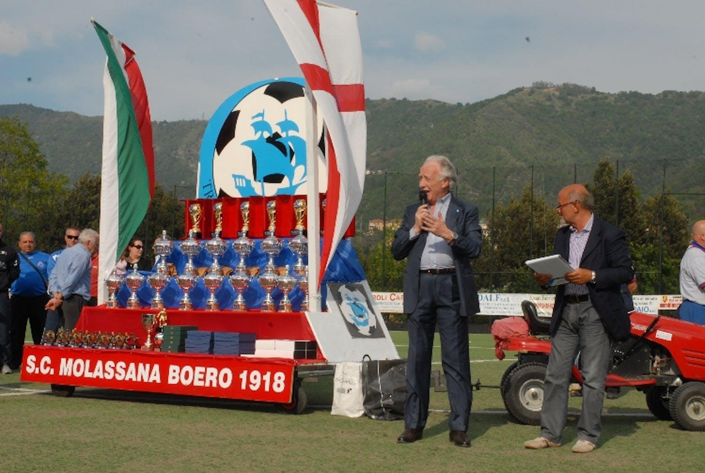 A Genova il 25° Trofeo Caravella