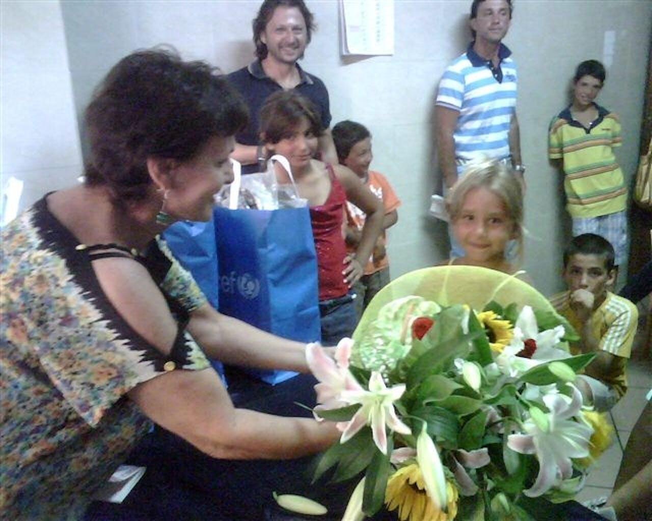 L'UNICEF di Taranto per i bambini del territorio