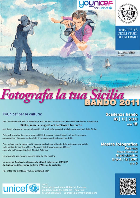 Sicilia, un concorso e una mostra fotografica sull'isola a tre punte